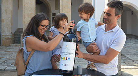 Gaia associou-se ao Port Wine Day 2018